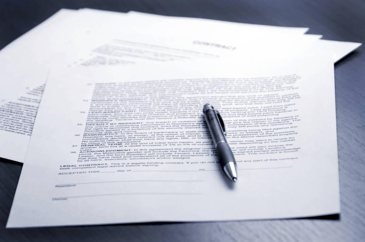Какие документы необходимо подать
