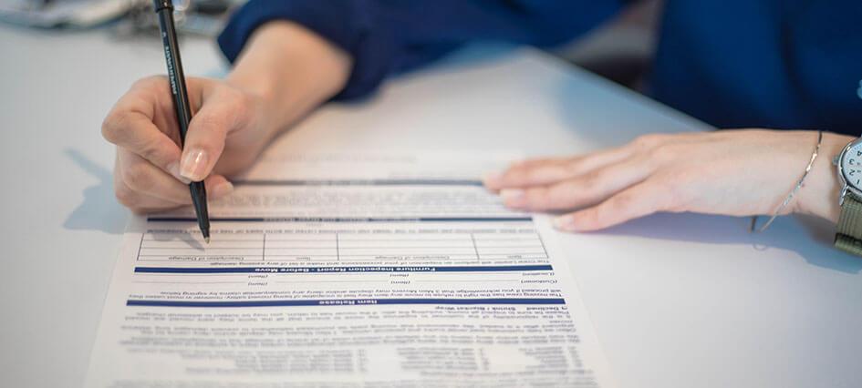 Заполнение анкеты для иностранных граждан