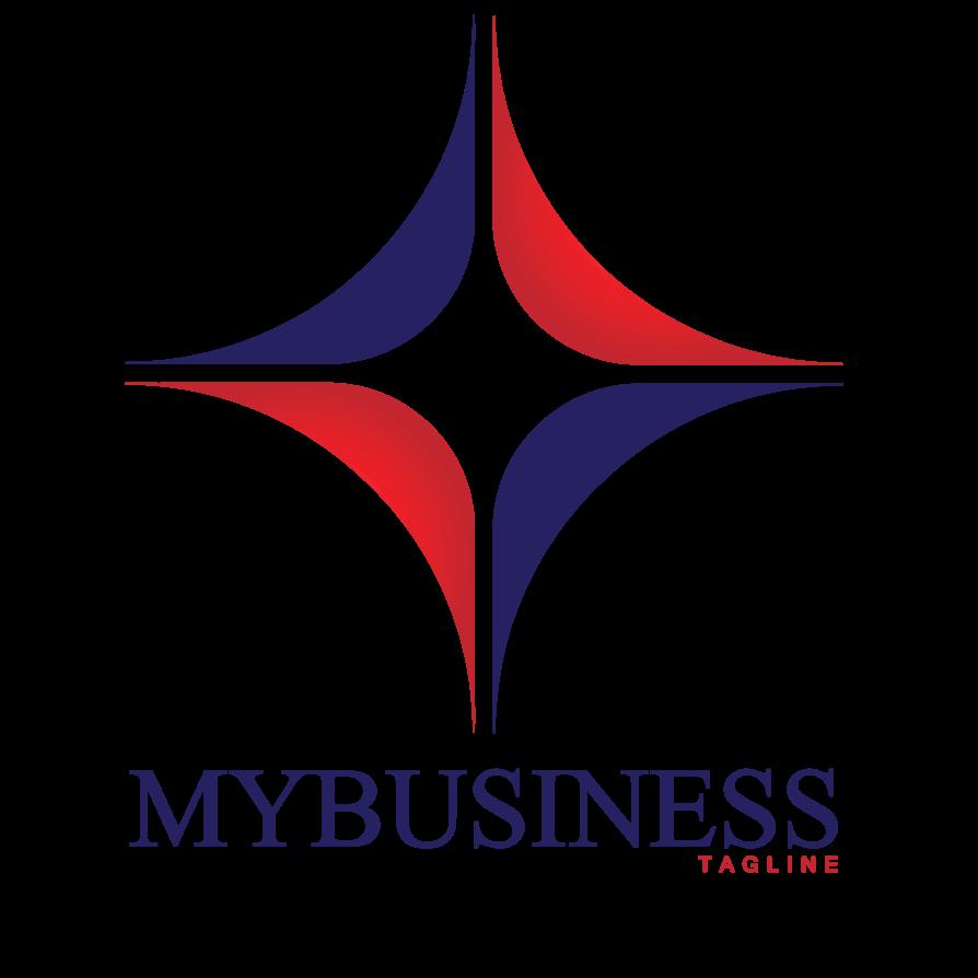 Логотип бизнес компании