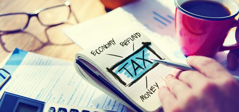 Квартальные налоги
