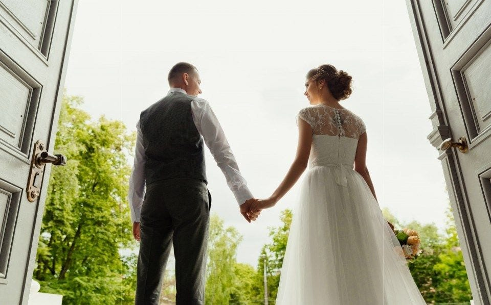 Свадьба у военных