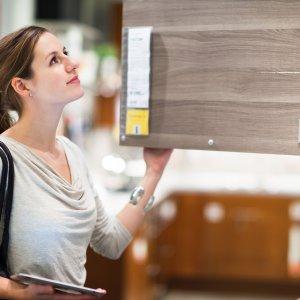 Приобретение мебели