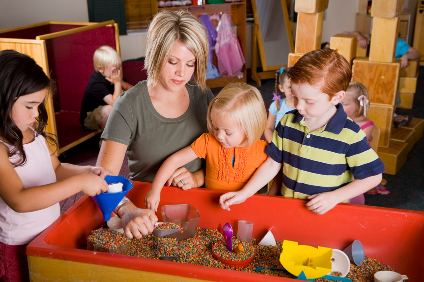 Совмещение в детском саду