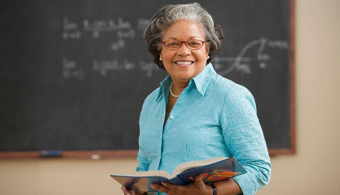 Выслуга лет учителей