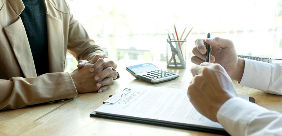 Заключение договора с работодателем