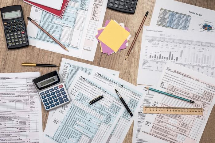 Классификация и отличия налогов