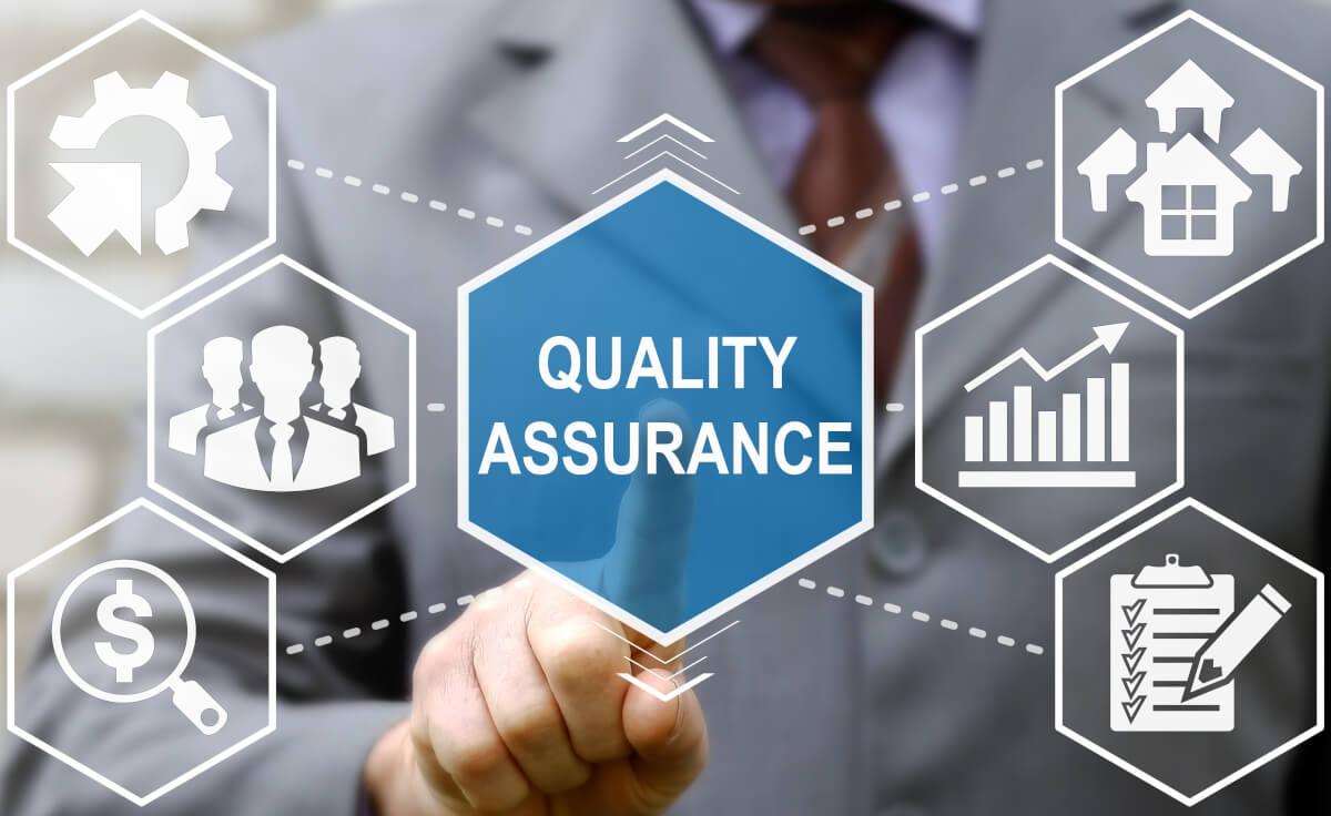 Предоставление гарантии качества