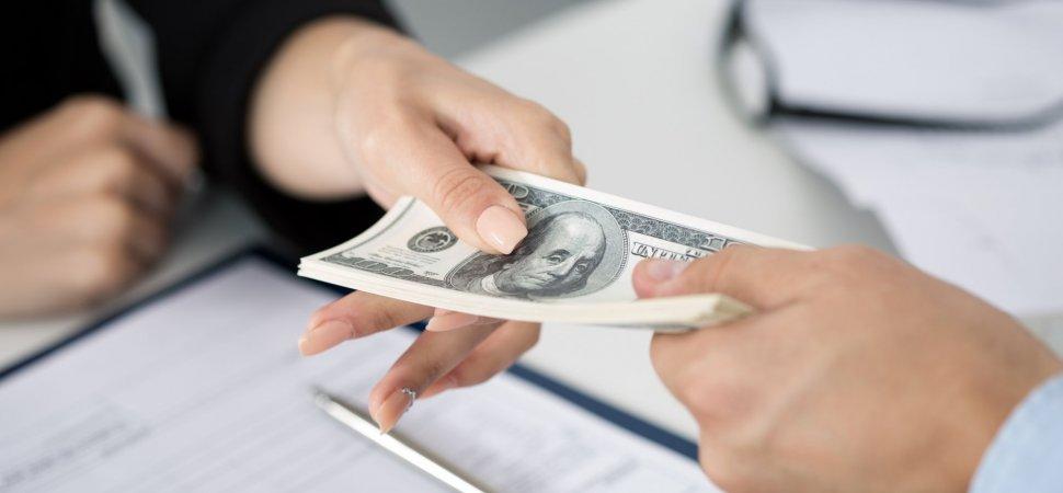 Официальные выплаты работодателем