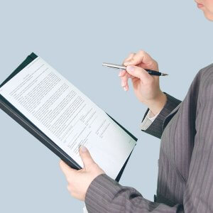 Проверка необходимых документов