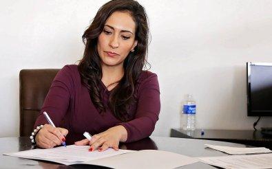 Составление документа для увольнения
