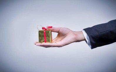 Поощрительный подарок