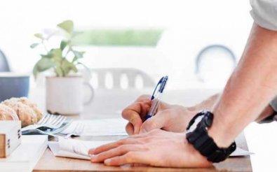 Написание характеристики от руки