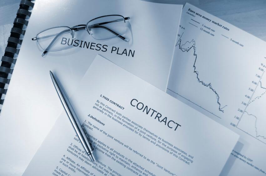 Бизнес-контракты в предпринимательстве