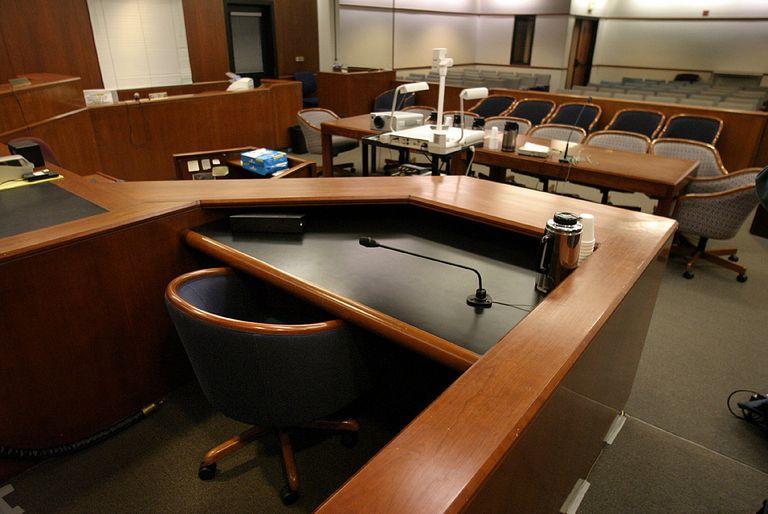 Использование в судебных процедурах