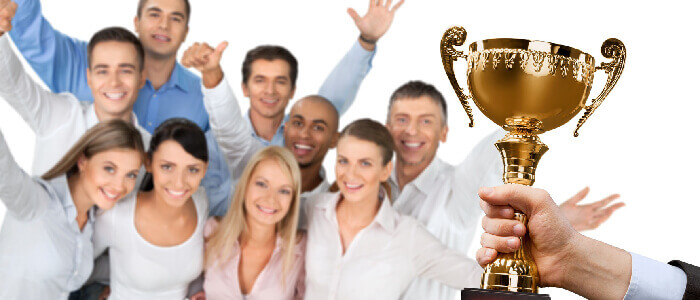 Награждение руководителей отделов