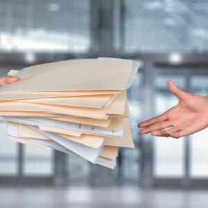 Документы на получение зарплаты