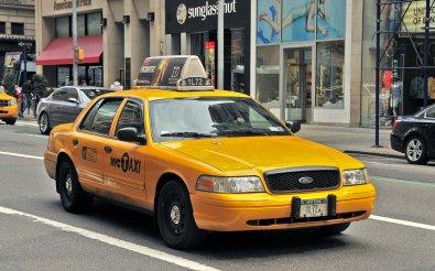 Перевозки в такси