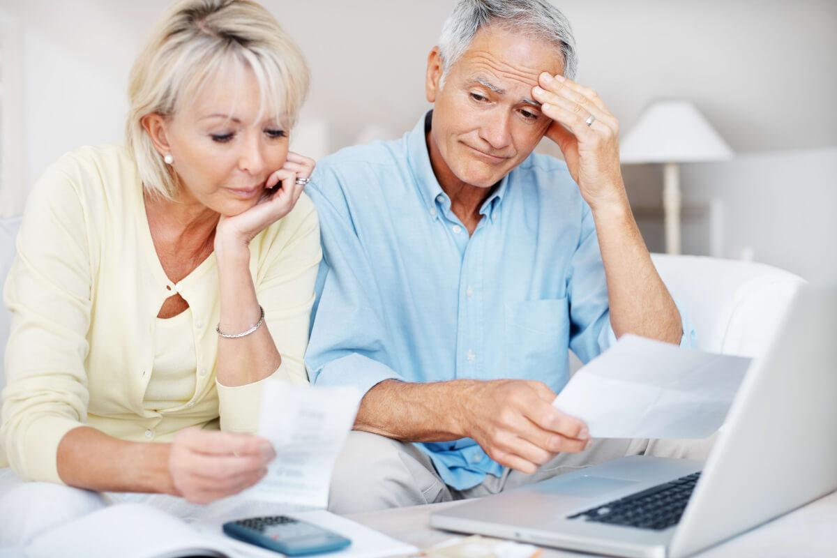 Уплата налогов пенсионерами