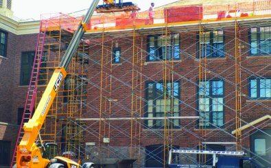 Журналы строительных работ