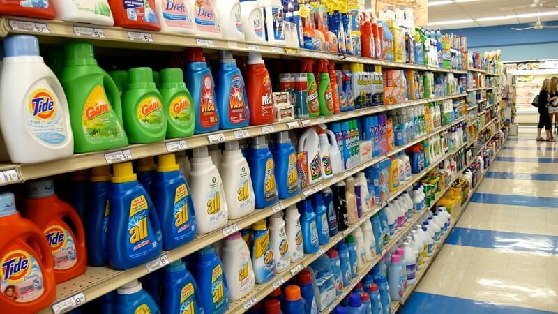 Магазин с хозяйственными товарами для дома