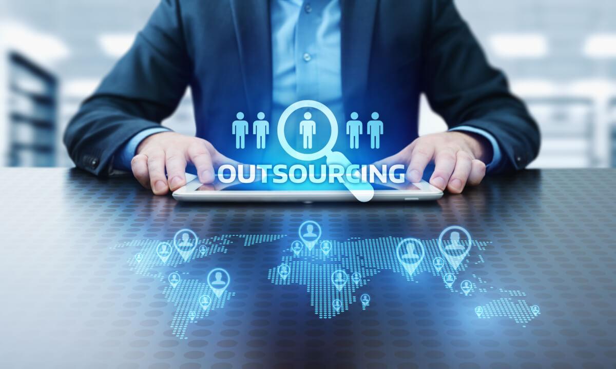 Сторонние организации или аутсорсинг