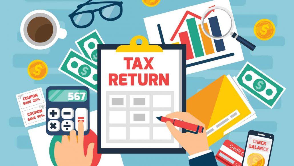 Возврат налогов