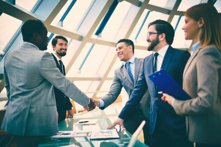 Договоренность между партнерами