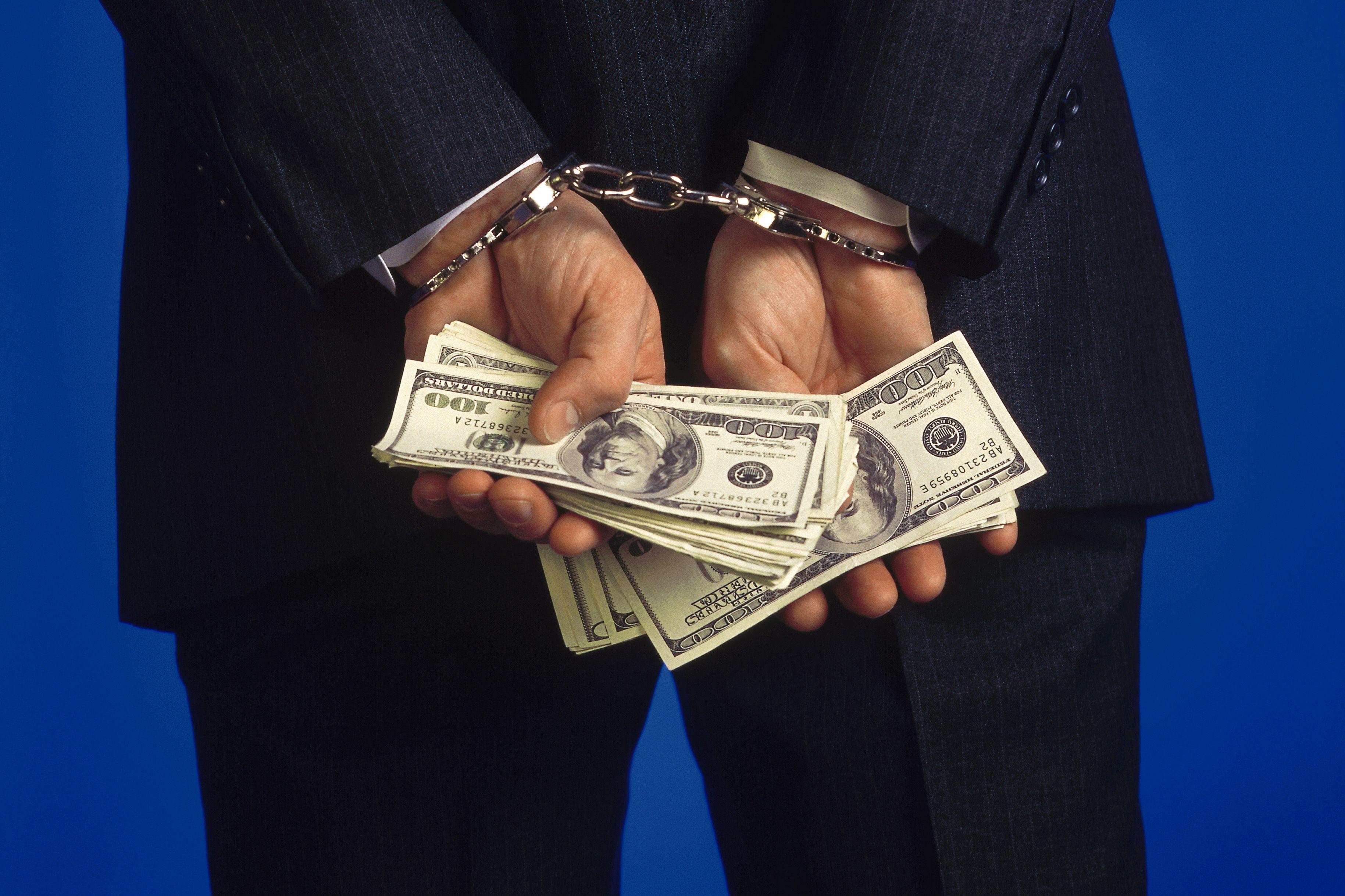 Штрафы и уголовное наказание