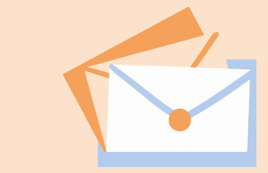 Отправка служебных писем