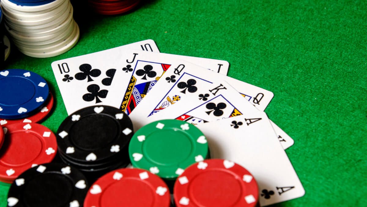 Незаконный бизнес на покере