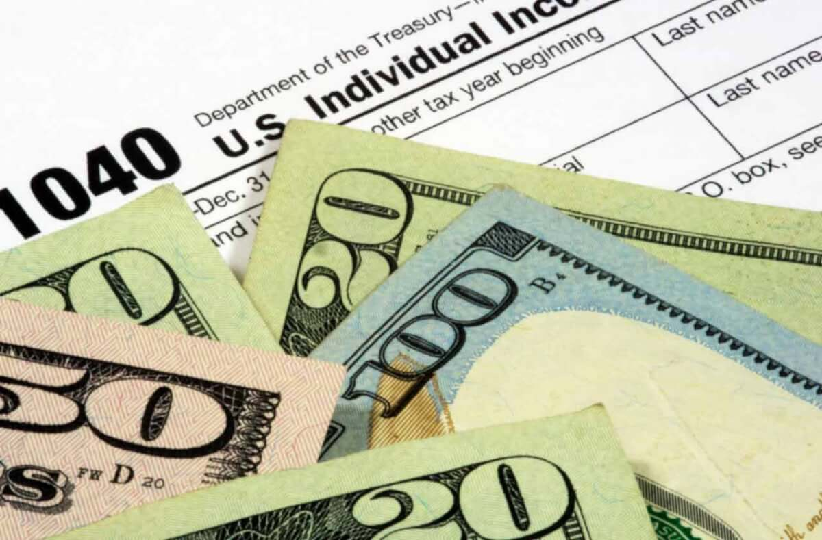 Уплаченные налоги