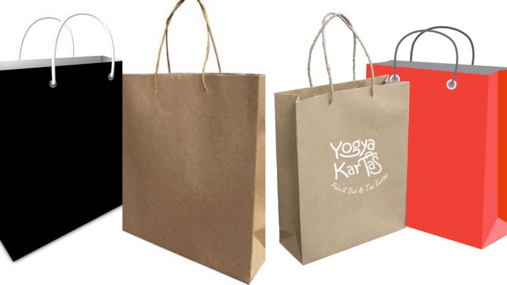 Востребованность бумажных пакетов