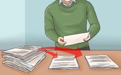 Подготовка к архивированию