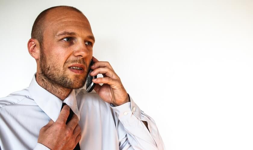 Звонок работодателю