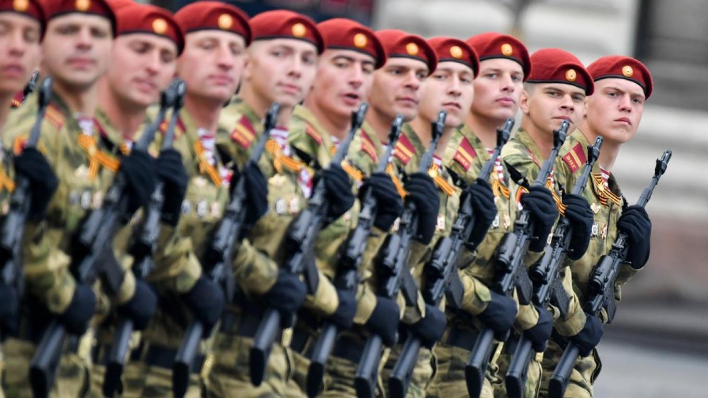 Военные срочной службы