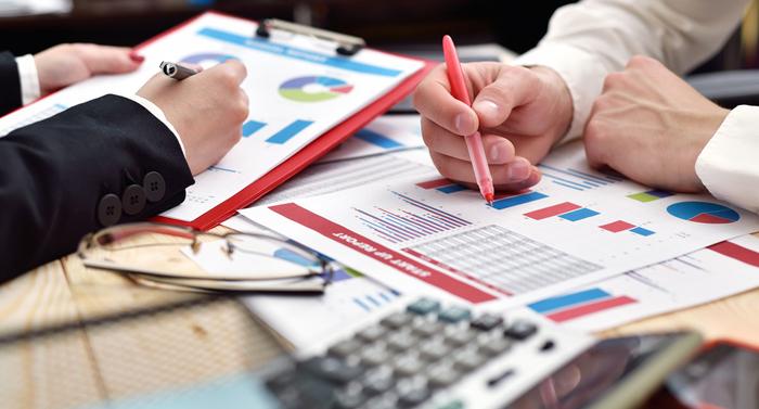 Анализ экономических показателей