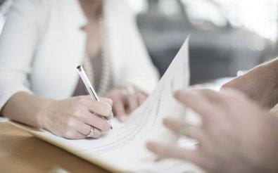 Подписание счета-договора