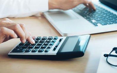 Составление документа в бухгалтерии