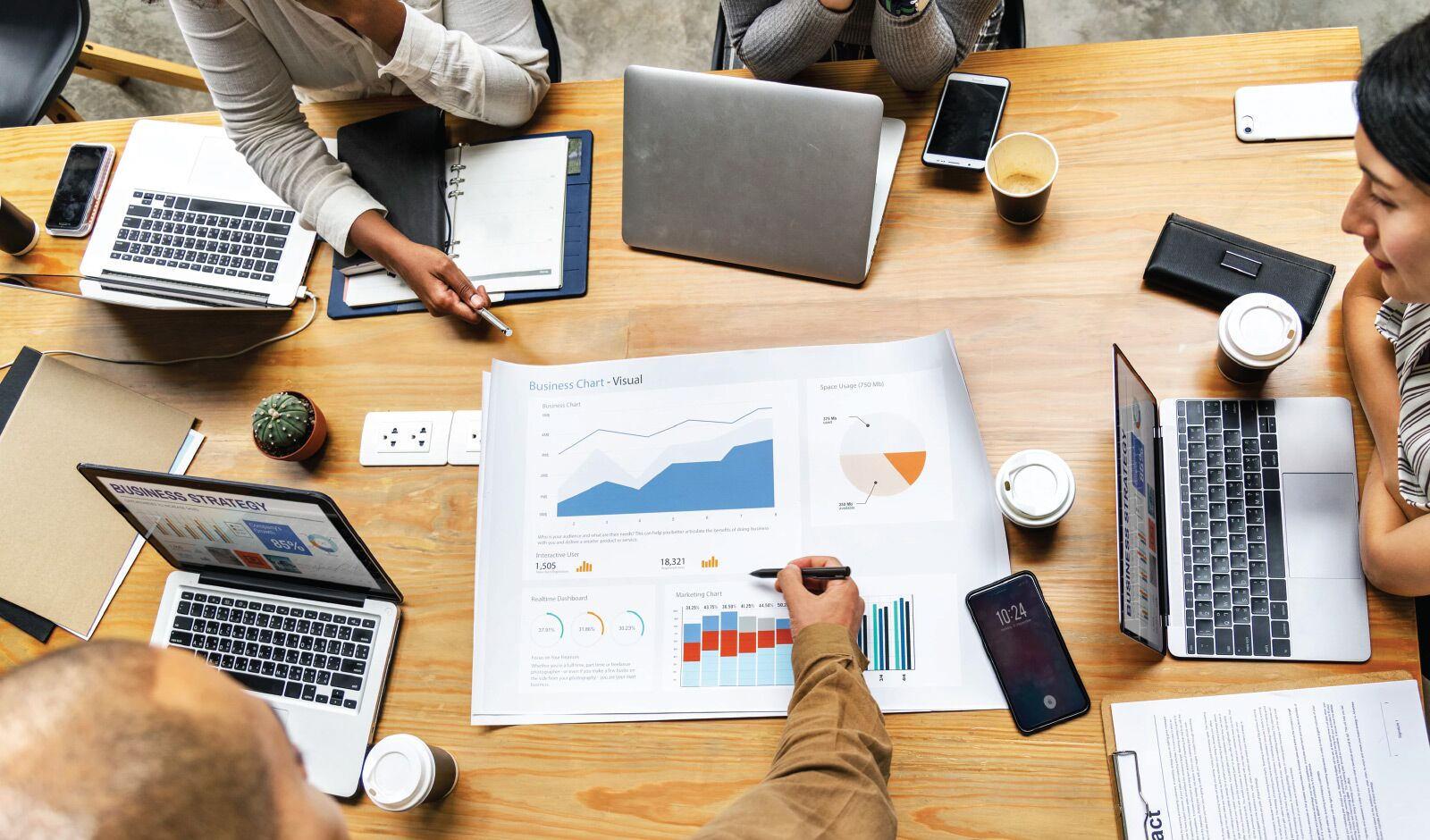 Анализ текущего бизнес-процесса