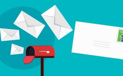 Отправка обычной почтой