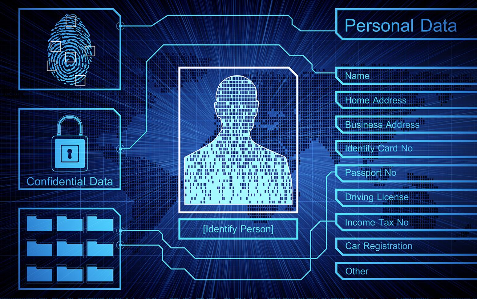 Электронная защита данных