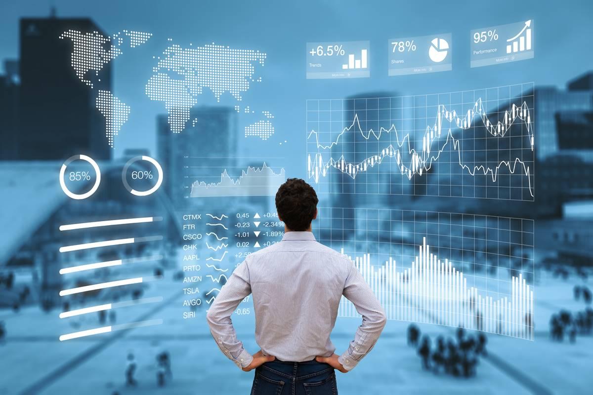 Бизнес-процесс крупной компании