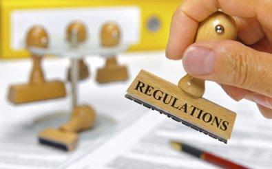 Регулирование законодательства