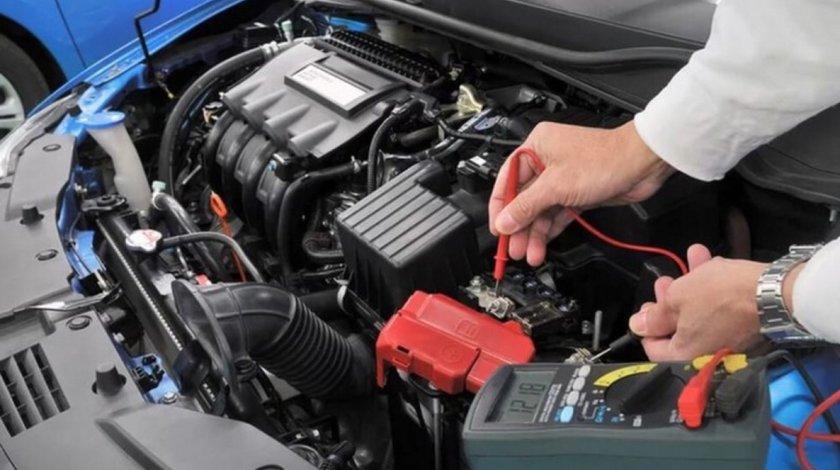 Знания в электрике машины
