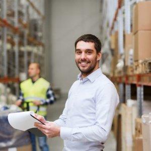 Учет товаров на складе