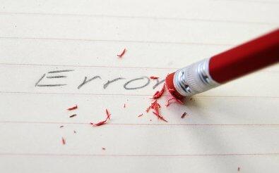 Отсутствие ошибок