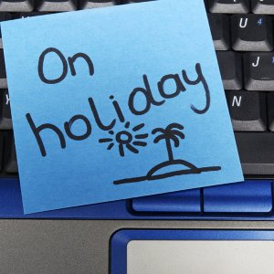Положенный отпуск