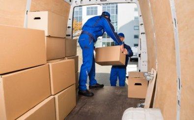 Перевозка товаров компании