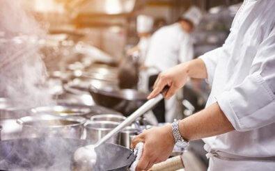 Работа поваром