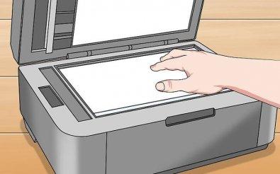 Использование бумаги для документов